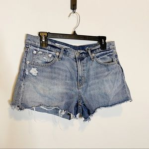 Gap Best Girlfriend Distressed Shorts 3M11